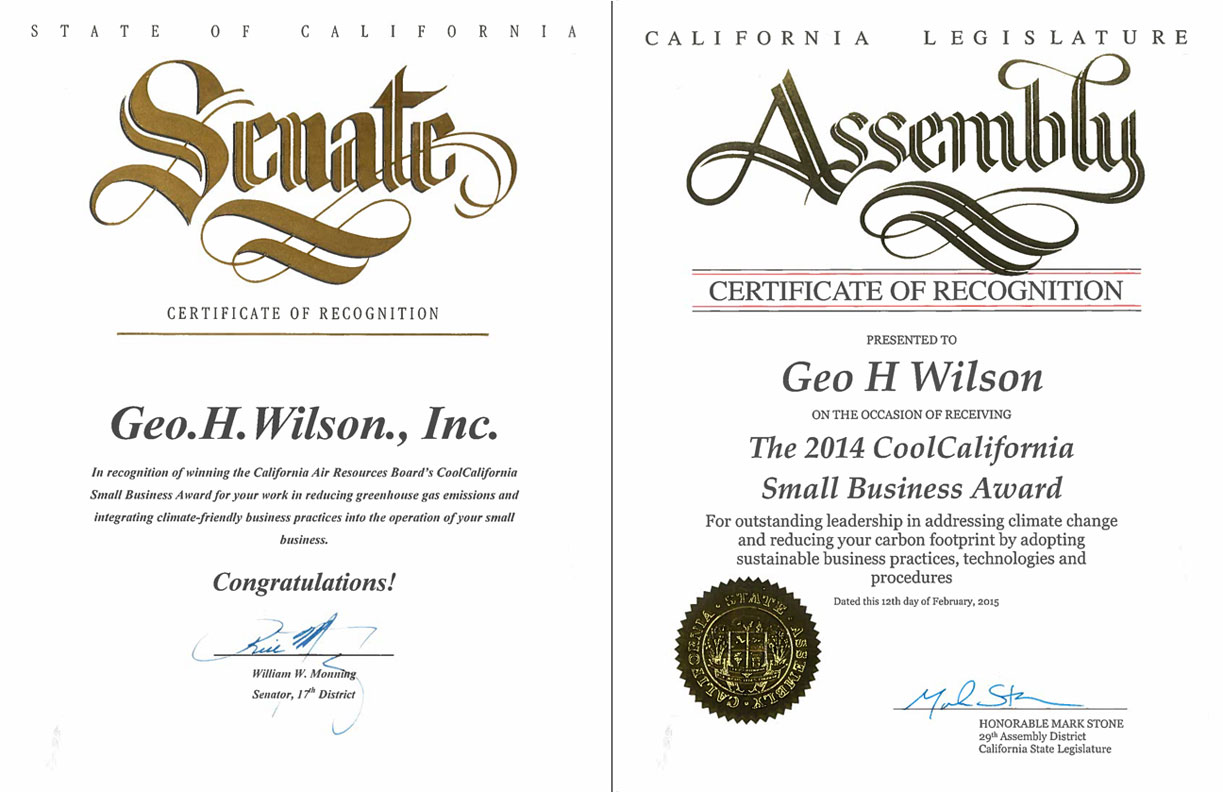 George h wilson contractors click here for senate proclamations xflitez Gallery